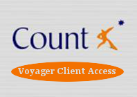 Voyager access logo